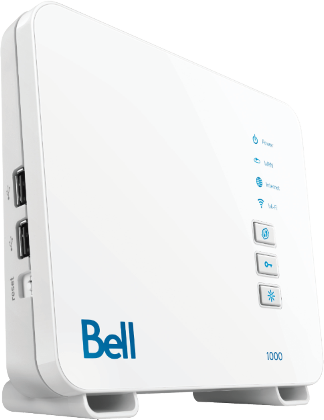 how to delete guest network bell modem