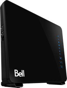 How to set or change the administrator password on my Bell